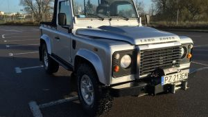 zdjęcie Land Rover Defender 90, 2,2 pick-up