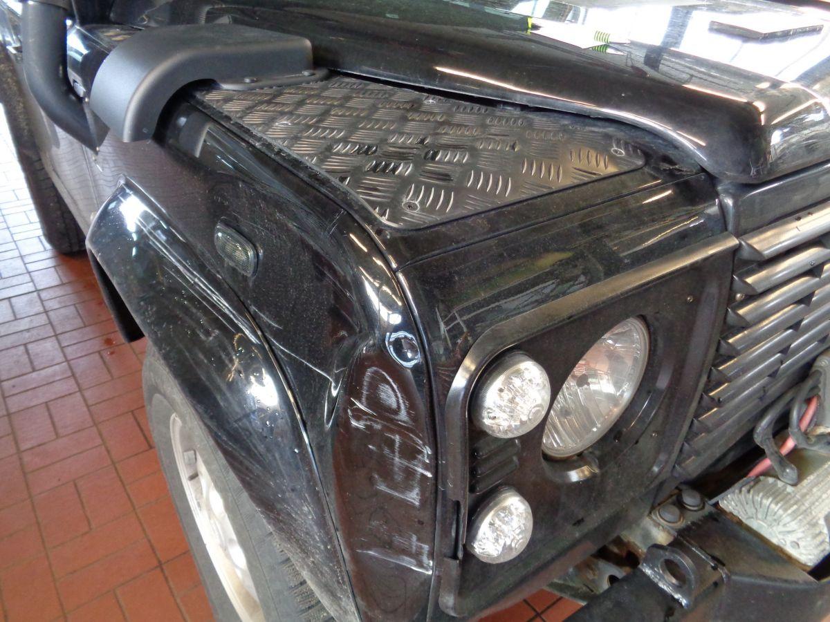 Land Rover Defender 90 Td5 Lights Defendery